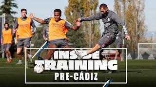 ⚡ Benzema, Kroos, Rodrygo & co. ready for LaLiga return vs Cádiz!