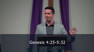 Another Brother: The Line Continues Genesis (Paradise Lost: 5) Pastor Brad Stolman- Genesis 4:25-5:3