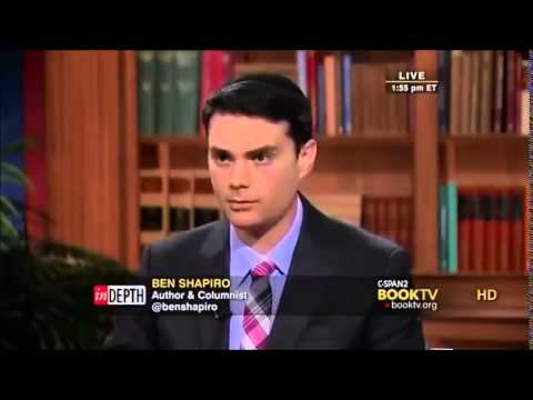 Ben Shapiro on indoctrination of America's youth in universities