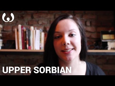 WIKITONGUES: Rejzka speaking Upper Sorbian