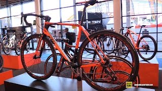 2016 KTM Revelator Prestige Di2 Road Bike - Walkaround - 2015 Eurobike