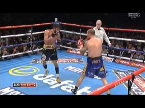 Jorge Linares vs Kevin Mitchell full fight 30/05/2015