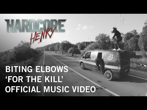 Biting Elbows - 'For The Kill' Official Music Video