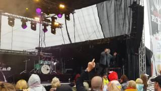 Kasmir - Vadelmavene [Live]