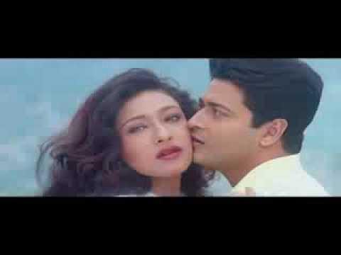 Ekbar Duibar Janam Jotobar | Bengali Movie Song | Janam Janamer Sathi | Firdous | Rituparna