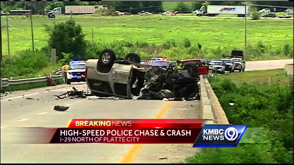 High-speed chase on I-29 ends in fatal head-on crash