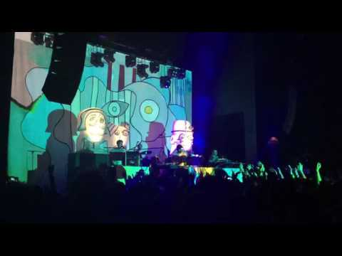 Animal Collective - Daily Routine Live at Emo's Austin, Tx 4/30/2016