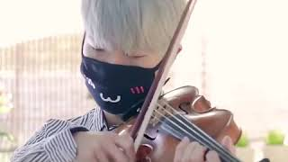 Video BTS - LOVE YOURSELF 承 her 'Serendipity' (VIOLIN COVER) download MP3, 3GP, MP4, WEBM, AVI, FLV Agustus 2018