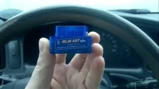 Автомобильный сканер ELM 327  Как считать ошибку и расшифровать её