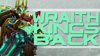 Dota 2 - Wraith King