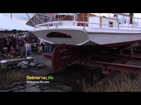 A Second Chance in the Water: Skipjack Rosie Parks relaunch, by Delmarva Life