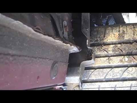 Highlander Cowl Water Leak