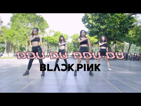 [KPOP IN PUBLIC CHALLENGE] BLACKPINK (블랙핑크) - DDU-DU DDU-DU (뚜두뚜두 ) DANCE COVER By BLACKCHUCK