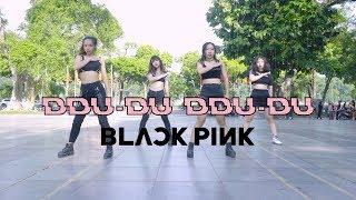 Baixar [KPOP IN PUBLIC CHALLENGE] BLACKPINK (블랙핑크) - DDU-DU DDU-DU (뚜두뚜두 ) DANCE COVER by BLACKCHUCK