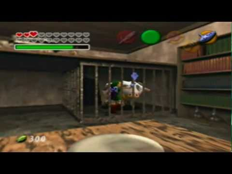 Ocarina Of Time Heart Piece In Impa S House Alternate