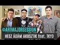 Hesz Ádam Akusztik feat. TKYD - Interview I Art Major Session
