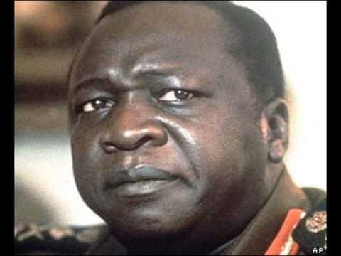 The Idi Amin Dada song!