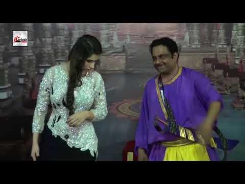 SHAHI RAQASA - NISHA BHATTI & GULFAM - LATEST COMEDY STAGE DRAMA CLIP - HI-TECH PAKISTANI