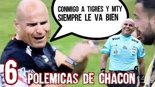 6 Polémicas y Momentos de Francisco Chacón en la Liga MX, Boser Salseo