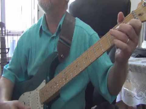 The Music Of The Night (A. L. Webber) - Antônio Célio - Guitar