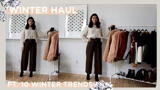 Winter Haulbook ft. 10 Winter Trends | Zaful, Romwe, IAMGIA & more