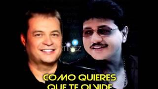 COMO QUIERES QUE TE OLVIDE   Jorge Martinez y Penchy Castro
