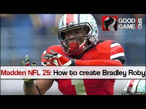 Madden NFL 25: How to create Bradley Roby