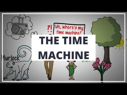 THE  TIME MACHINE BY H.G. WELLS // ANIMATED BOOK SUMMARY Mp3