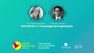 #10  KIR HLA-C. Imunologia da Implantação.