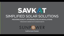 Homeowner saves 62% going solar! Solar Panel Installation on Martha's Vineyard