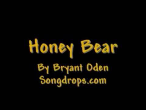 Funny Kids Song Honey Bear Youtube