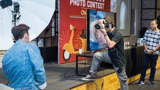 """Workshop """"Chụp & Hậu kỳ ảnh chân dung""""  - Hafoto"""