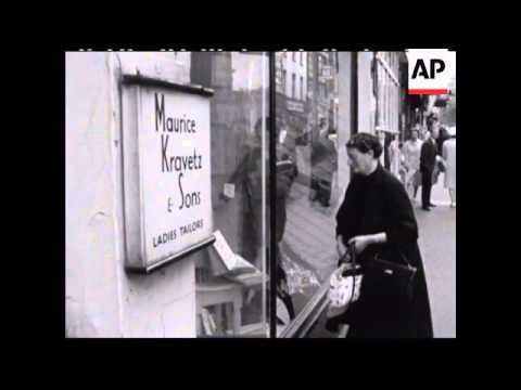 CHRISTINE KEELER SHOP - MAURICE KRAVETZ AND SONS - NO SOUND