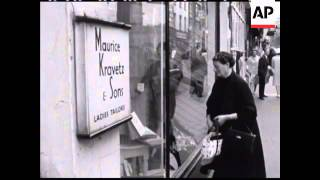 CHRISTINE KEELER SHOP - MAURICE KRAVETZ AND SONS - NO SOUND