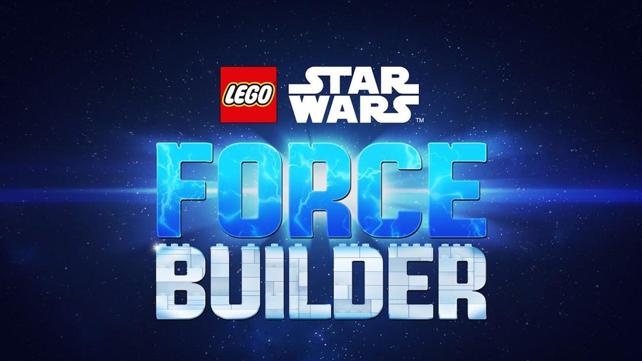 Lego Force Builder App