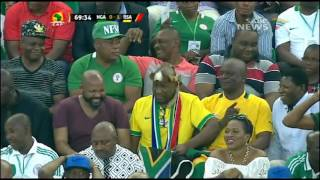 Bafana beat Super Eagles of Nigeria 2-0