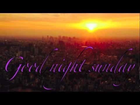 Good night sunday~SWAN feat.Dad-K.~ - YouTube