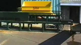 Jackson Wood Shaving Mill<sup>®</sup> - Model 30D10HL video