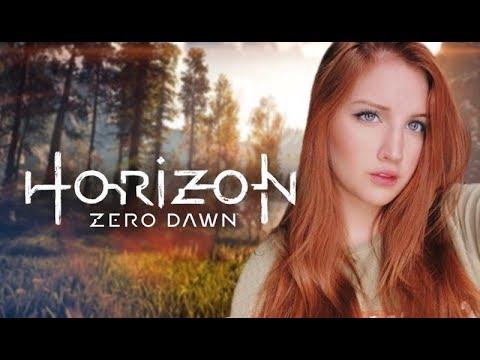 SÓ ME MALTRATAM NESSE LUGAR! #1 | Horizon Zero Dawn