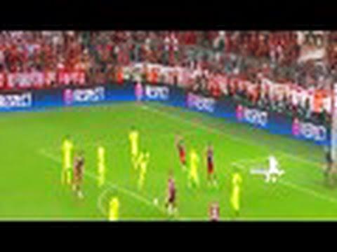 Goals Barcelona and Bayern Munich 2 match 3 goals to suspend full Rauf Khalif HD