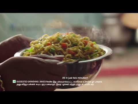 MAGGI 2- Minute Noodles SARO FILM - TAMIL