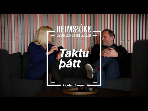 Gummi leitar til Evu Laufeyjar, síns aðalkeppinautar, fyrir aðstoð í heims-sókn | Icelandair