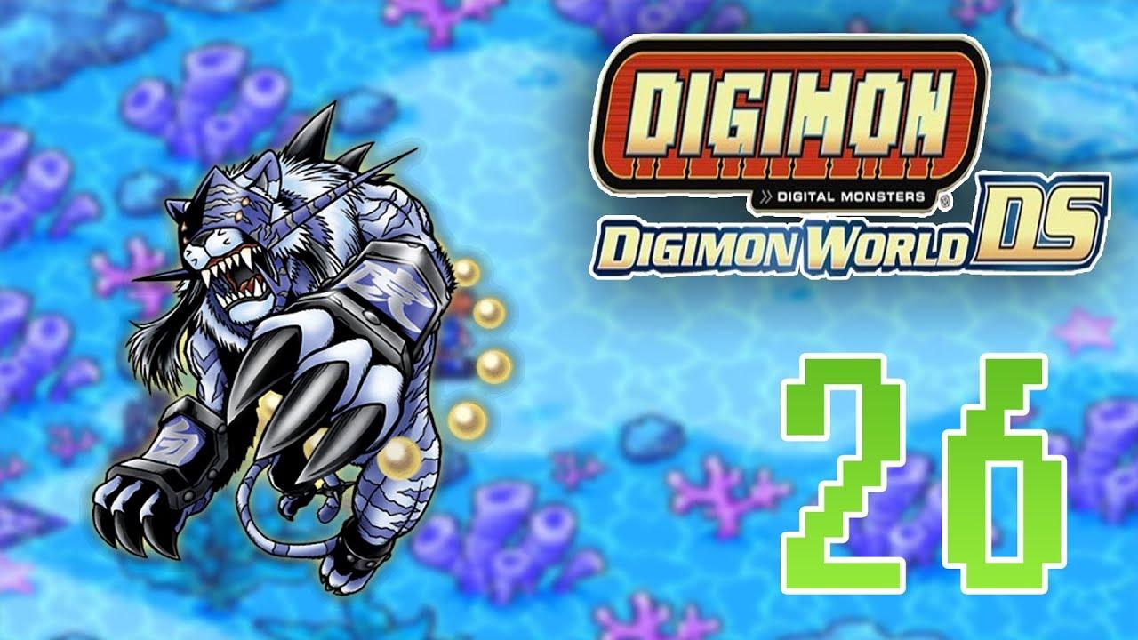 Baihumon ist Zurück?! | Digimon World DS | Part 26 | Wirbel - YouTube