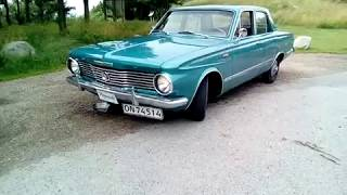 Plymouth valiant 1964 v200 Four Door Sedan signet  mopar