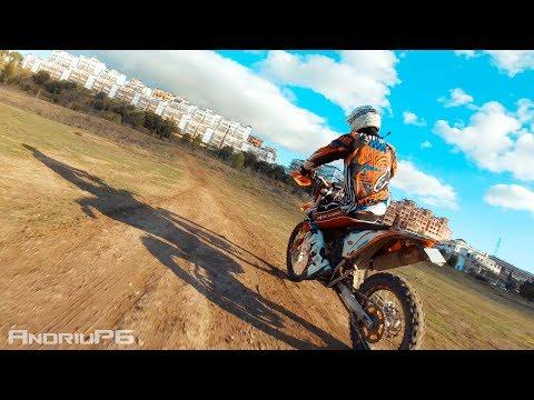 MOTOCROSS meets RACING DRONE