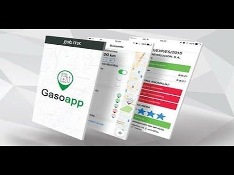 """Auto Estéreo - """"GasoApp"""" La aplicación para conocer los precios de las gasolinas."""