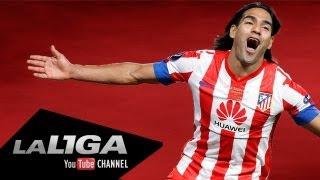 Los diez mejores goles de Radamel Falcao con el Atlético de Madrid