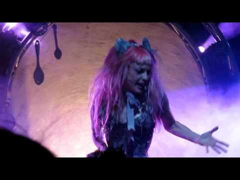 Emilie Autumn - Opheliac (live in Paris 2010)