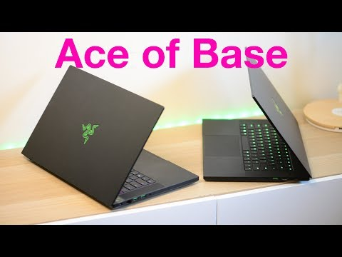 Razer Blade Base Model Review Vs Advanced - A Solid Piece Of Kit