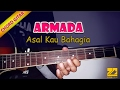 ARMADA Asal Kau Bahagia Tutorial Chord Gitar VERSI ASLI